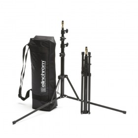 Elinchrom Twin Compact Location Light Stand Set