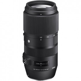 Sigma DG 100-400mm f/5-6.3 OS HSM C Series Lens - for Canon EF Mount