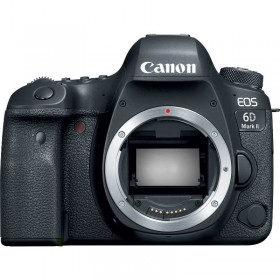 Canon EOS 6D Mark II Digital SLR Camera Body