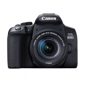 Canon EOS 850D & EF-S 18-55mm f/4-5.6 IS STM Lens
