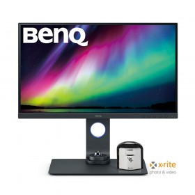 "BenQ SW270C Pro 27"" IPS Monitor with i1Display"