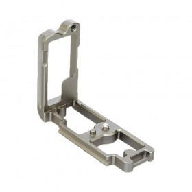 3 Legged Thing Zelda L-Bracket for Nikon Z6 & Z7 Cameras (Grey)
