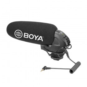 Boya BY-BM3031 Supercardioid Shotgun Mic