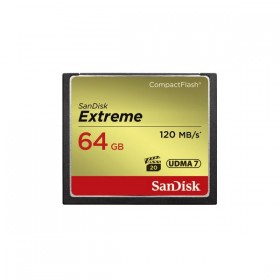 Sandisk Compact Flash Extreme 64GB 120MB/s (800x)