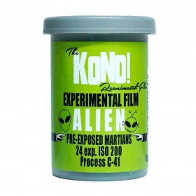 KONO! Experimental Film 135-24 - Alien