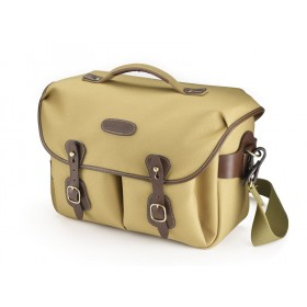 Billingham Hadley One Camera Bag - Khaki FibreNyte / Chocolate