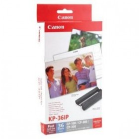 "Canon KP-36IP 6X4"" Paper & Ribbon"