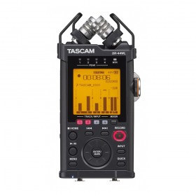 Tascam DR-44WLB 4 Track Linear Recorder with Wi-Fi