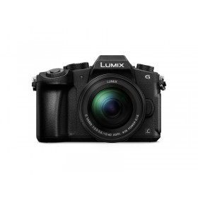 Panasonic Lumix G80 & 12-60mm f/3.5-5.6 Lens