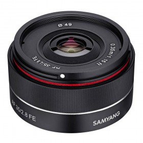 Samyang AF 35mm f/2.8 Lens - for Sony FE Mount