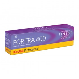Kodak Portra 400 36-Exposure 35mm Colour Negative Film (5-Pack)