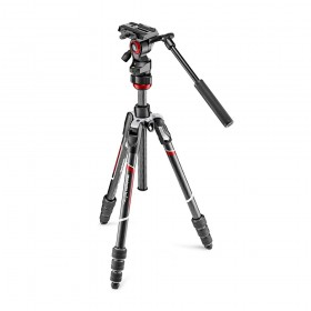 Manfrotto Befree Live Carbon Fibre Tripod Kit
