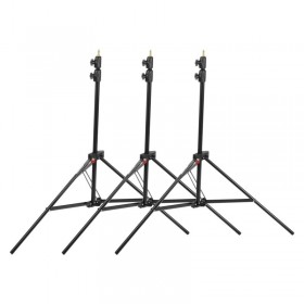 Manfrotto 1052BAC-3 Compact Lighting Stand - Pack of 3