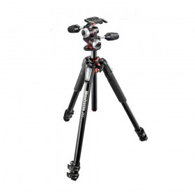 Manfrotto Tripod MK055XPRO3 & MHXPRO 3 Way Head