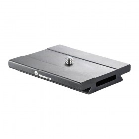 Manfrotto MSQ6PL Quick Release Plate - for Q6 Top Lock System