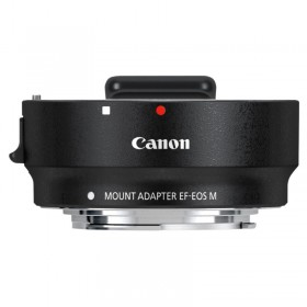 Canon EF-EOS M Mount Adapter