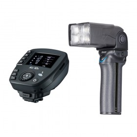 Nissin MG10 Flashgun with Air Commander 10s (Canon)