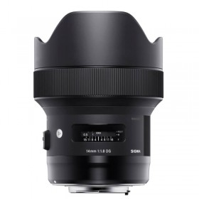 Sigma 14mm f/1.8 DG HSM Art Lens - for Nikon F Mount
