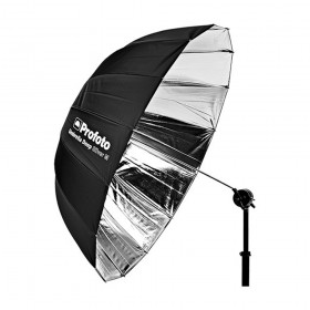 "Profoto Deep Medium Umbrella (105cm/41"", Silver)"