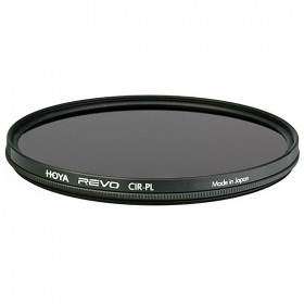 Hoya REVO SMC 82mm Circular Polarising Filter