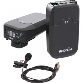 Rode Link Wireless Microphone System Filmmaker Kit