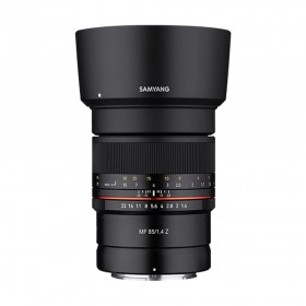 Samyang MF 85mm f/1.4 Lens (Nikon Z-Mount)
