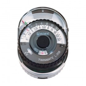 Sekonic L-208 Twinmate Light Meter
