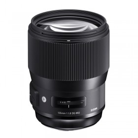 Sigma 135mm f/1.8 DG HSM Art Lens - for Canon EF Mount