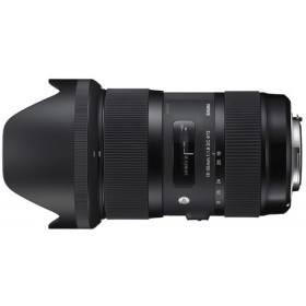 "Sigma DC 18-35mm f/1.8 HSM ""Art"" Series - for Canon EF-S Mount"