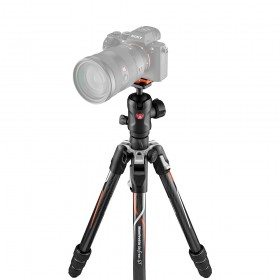 Manfrotto Befree GT Carbon Fibre Tripod for Sony Cameras
