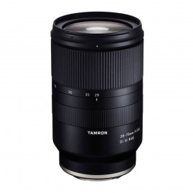 Tamron 28-75mm f/2.8 Di III RXD Lens - for Sony FE Mount
