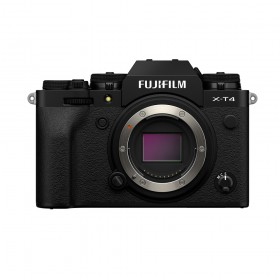 Fujifilm X-T4 Body - Black