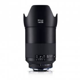 Zeiss Milvus 35mm f/1.4 ZF.2 Lens - for Nikon F Mount