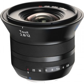 Zeiss Touit 12mm f/2.8 Lens - for Fujifilm X-Mount
