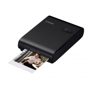Canon Selphy Square QX10 Photo Printer - Black