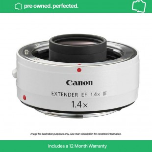 Pre-Owned Canon Extender EF 1.4x III