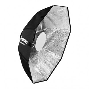 Profoto OCF Beauty Dish Silver Front