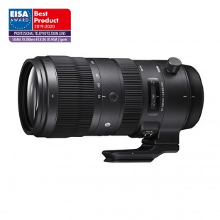 """Sigma 70-200mm f/2.8 DG OS HSM """"S"""" Lens - for Canon EF"""