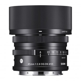 Sigma 45mm f/2.8 DG DN Contemporary Lens for L Mount