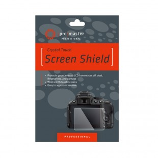 ProMaster Crystal Touch Screen Shield - for Nikon D850