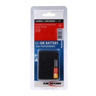 Ansmann LP-E10 Canon Battery