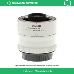 Pre-Owned Canon Extender EF 2x II