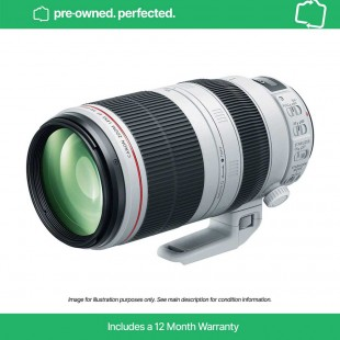Pre-Owned Canon EF 100-400mm f/4.5-5.6L IS II USM