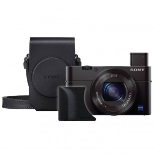 Sony Cybershot RX100 III Compact Digital Camera & Premium Accessory Kit