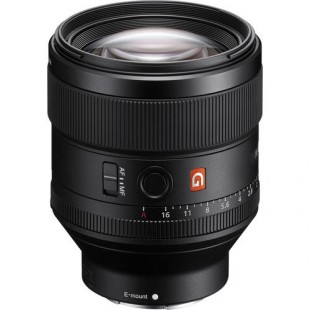 Sony FE 85mm 1.4 GM Lens