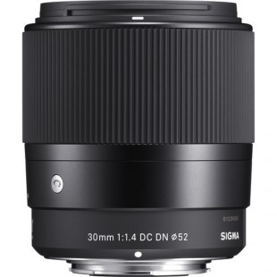 Sigma 30mm f/1.4 DN DC Contemporary Lens - for Micro Four Thirds