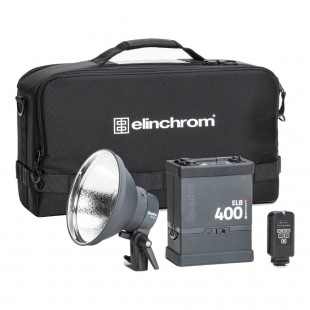 Elinchrom ELB 400 Action To Go Set