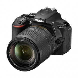Nikon D5600 Digital SLR Camera & AF-S 18-140mm VR Lens