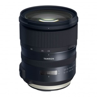 Tamron SP 24-70mm f/2.8 Di VC USD G2 Lens - for Canon Mount