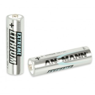 Ansmann Extreme Lithium AA Battery 4 pack